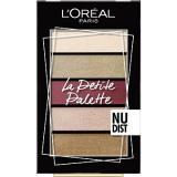 ĽORÉAL PARIS La Petite Palette Nudist 5x 0,8 g