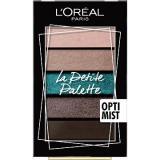 ĽORÉAL PARIS La Petite Palette Optimist 5x 0,8 g
