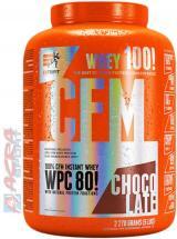 ACRA Extrifit CFM Instant Whey 80 čokoláda 2270g výživový doplněk pro sportovce