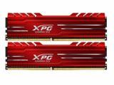 ADATA XPG GAMMIX D10 16GB DDR4 3200MHz / DIMM / CL16 / červená / KIT 2x 8GB, AX4U320038G16-DR10