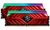 ADATA XPG SPECTRIX D41 16GB DDR4 3200MHz / DIMM / CL16 / červená / KIT 2x 8GB, AX4U320038G16-DR41