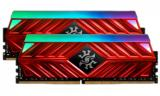 ADATA XPG SPECTRIX D41 16GB DDR4 3600MHz / DIMM / CL17 / červená / KIT 2x 8GB