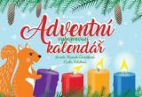 Adventní veršovaný kalendář - Velebová Lenka