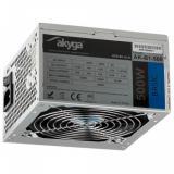 Akyga Basic ATX Power Supply 500W AK-B1-500 Fan12cm P4 3xSATA PCI-E, AK-B1-500