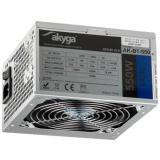 Akyga Basic ATX Power Supply 550W AK-B1-550 Fan12cm P4 3xSATA PCI-E, AK-B1-550