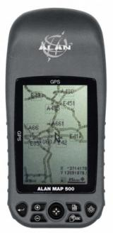 Alan Map 500