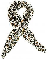 Alber Zoran dámský béžový šátek