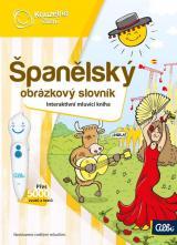 Albi Kouzelné Čtení Kniha Španělský Obr. Slovník