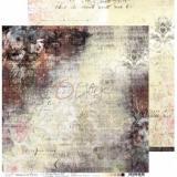 Album DeLux - Růžová neonová A5 stojící - černé listy  170314