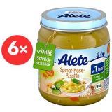 ALETE BIO Sýrové rizoto se špenátem 6× 250 g
