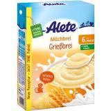 ALETE Mléčná krupicová kaše 400 g