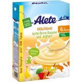 ALETE Mléčná krupicová kaše jogurtová s ovocem 400 g