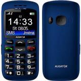 Aligator A670 Senior Blue   Stolní nabíječka