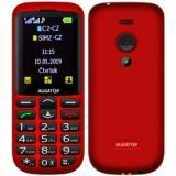 Aligator A700 Senior Dual SIM  červený