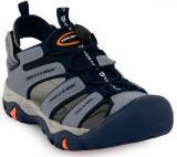 ALPINE PRO dětská letní obuv Liono 39 modrá