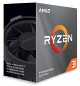 AMD Ryzen 3 4C/8T 3100 /box   Wraith Stealth cooler, 100-100000284BOX
