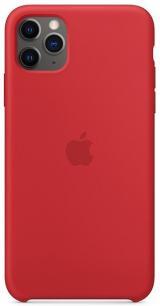 Apple Iphone 11 Pro Max Silikonový Kryt, Červený mwyv2zm/A
