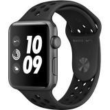 Apple Watch Series 3 Nike  42mm GPS Vesmírně šedý hliník s antracitovým sportovním řemínkem Nike