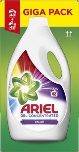 Ariel gel Color  5,28l