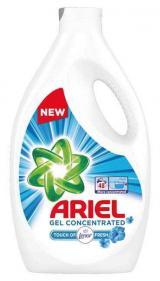 Ariel gel Touch of Lenor Color 2,64l