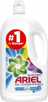 Ariel gel Touch of Lenor Color  3,85l