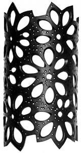 ARTcycleBALI Květinový náramek Double Flower Dots BR_003 16,5 cm