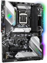 ASRock Z490 STEEL LEGEND / LGA1200 / Intel Z490 / 4x DDR4 DIMM / HDMI / DP / 2x M.2 /  USB Type-C / ATX, Z490 STEEL LEGEND
