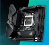 ASUS MB Sc LGA1200 ROG STRIX B460-I GAMING, Intel B460, 2xDDR4, VGA, WI-FI, mini-ITX, 90MB13X0-M0EAY0