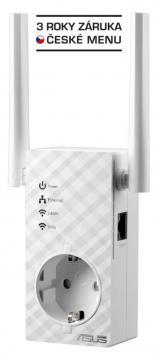 ASUS RP-AC53, Dvoupásmový AC750 Wi-Fi Repeater, 90IG0360-BM3000