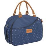 Badabulle Přebalovací taška WEEKEND Dark Blue
