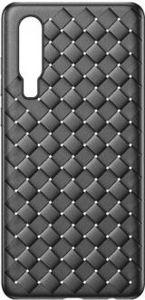 Baseus Bv Weaving Series Ochranný Kryt Pro Huawei p30 Pro, Černý, wihwp30p-bv01