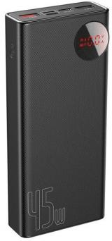 BASEUS Rychlonabíjecí powerbanka s LCD displejem 20 000 mAh, 45W PPMY-A01 - rozbaleno