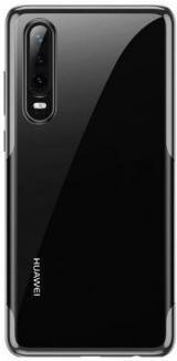 Baseus Shining Series Ochranný Kryt Pro Huawei p30, Černý, arhwp30-md01