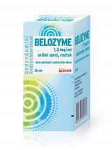 Belozyme 1,5 mg/ml orální sprej 30 ml