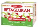 Betaglukan Trio Komplex Forte 500 mg 30 kapslí,Betaglukan Trio Komplex Forte 500 mg 30 kapslí