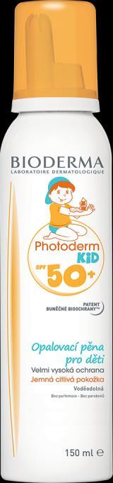 BIODERMA Photoderm kid opalovací pěna spf50  150 ml