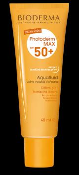 BIODERMA Photoderm max opalovací krém aquafluid spf50  40 ml