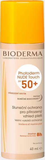 BIODERMA Photoderm NUDE Touch přirozený SPF 50  40ml,BIODERMA Photoderm NUDE Touch přirozený SPF 50  40ml