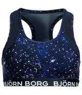 Björn Borg Sportovní podprsenka Medium Top Sky 1941-1041-72351 BB Stardust Memories Peacoat S