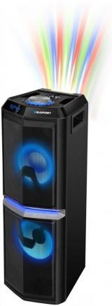 Blaupunkt PS10DB, BT, Karaoke, LED bluetooth reproduktor - použité