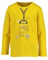 Blue Seven chlapecké tričko 116 žlutá