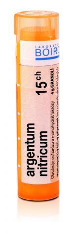 Boiron ARGENTUM NITRICUM CH15 granule 4 g