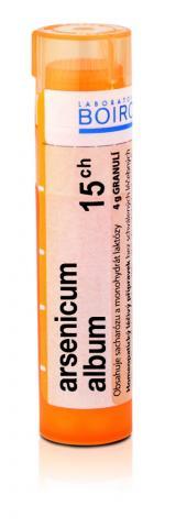 Boiron ARSENICUM ALBUM CH15 granule 4 g