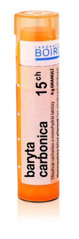 Boiron BARYTA CARBONICA CH15 granule 4 g