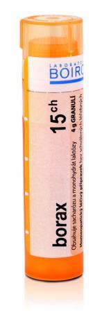 Boiron BORAX CH15 granule 4 g