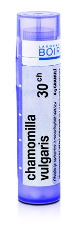 Boiron CHAMOMILLA VULGARIS CH30 granule 4 g
