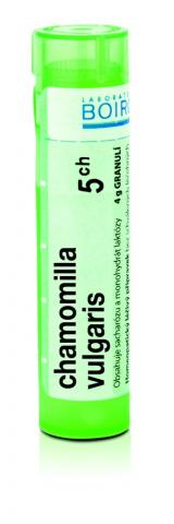 Boiron CHAMOMILLA VULGARIS CH5 granule 4 g