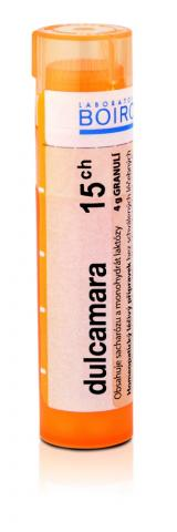 Boiron DULCAMARA CH15 granule 4 g
