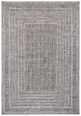 Bougari - Hanse Home koberce Kusový koberec Forest 103991 Lightgrey - 120x170 cm Šedá