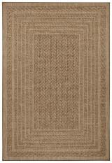 Bougari - Hanse Home koberce Kusový koberec Forest 103992 Beige/Brown - 80x150 cm Hnědá